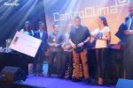 Odebranie nagrody Biznes Ligi