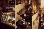 Wnętrze Choco Cafe