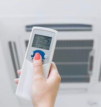 Kontrola temperatury powietrza