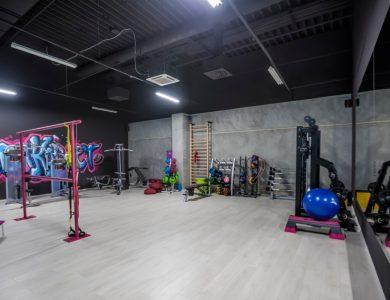 Sala do fitnessu Platinium 4 XXL