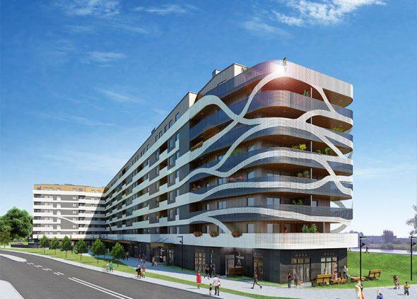 Projekt Apartamenty Pianissimo