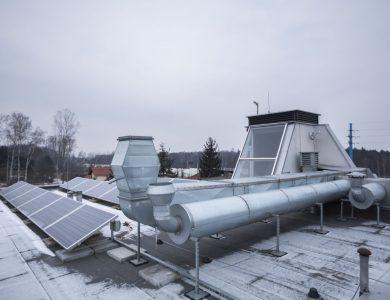 Dach hali produkcyjnej Kokotów