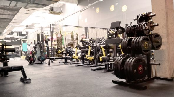 Smart Gym w Gliwicach