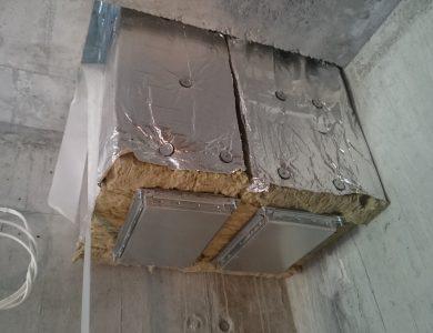 System klimatyzacji w Halszkach