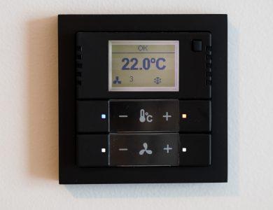Prezentacja obsługi klimatyzacji