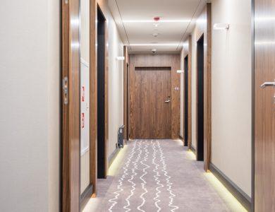 Klimatyzacja w obiekcie hotelowym